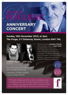 Poulenc flyer Nov 2013 Front